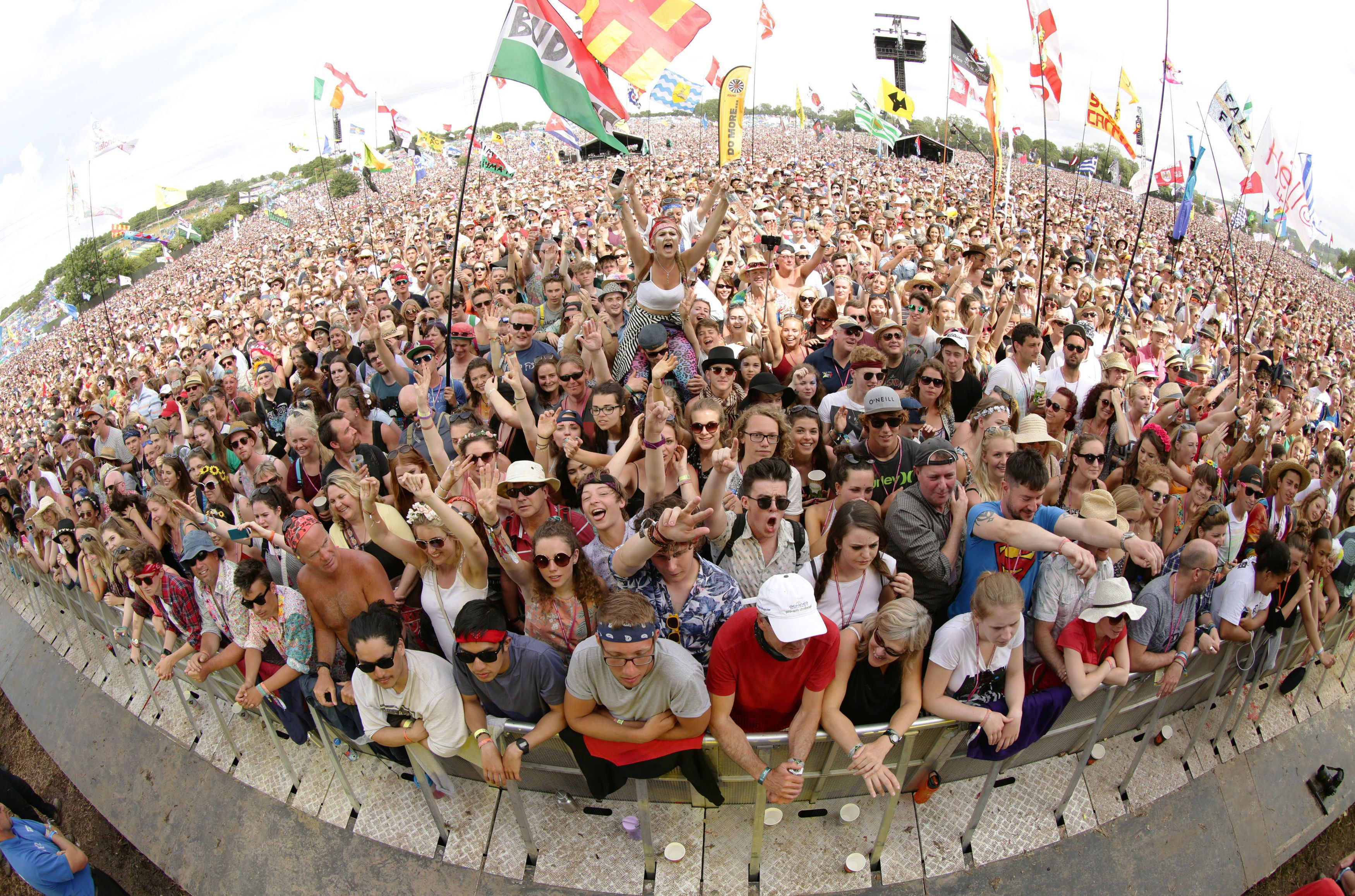 One In Five UK Festival-Goers Harassed Or Sexually Assaulted, Poll