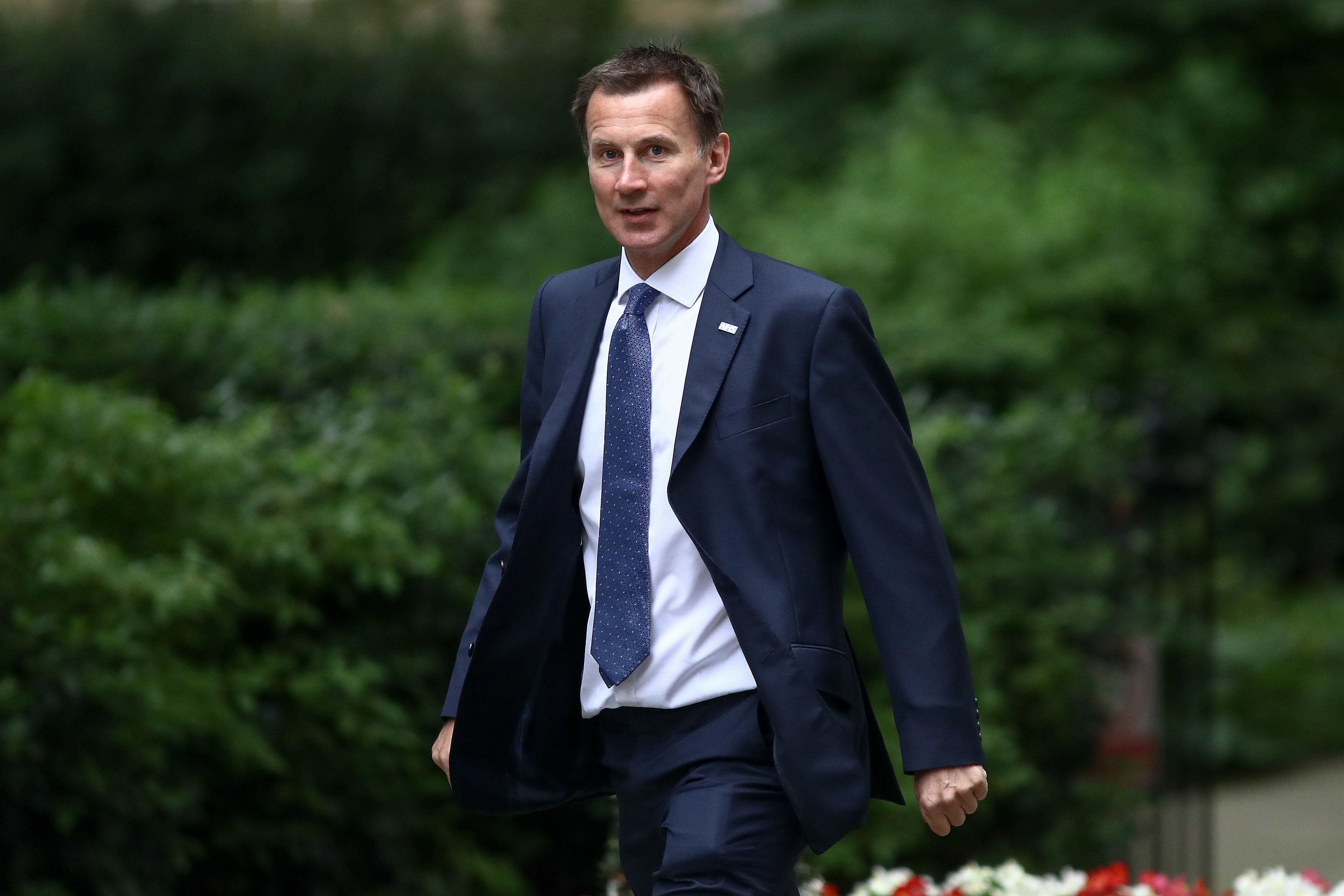 Jeremy Hunt Admits Any 'Brexit Dividend' Not Enough To Fund £20bn For