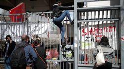 Στα 5 εκατομμύρια ευρώ ανέρχονται οι ζημίες από τις καταλήψεις των γαλλικών