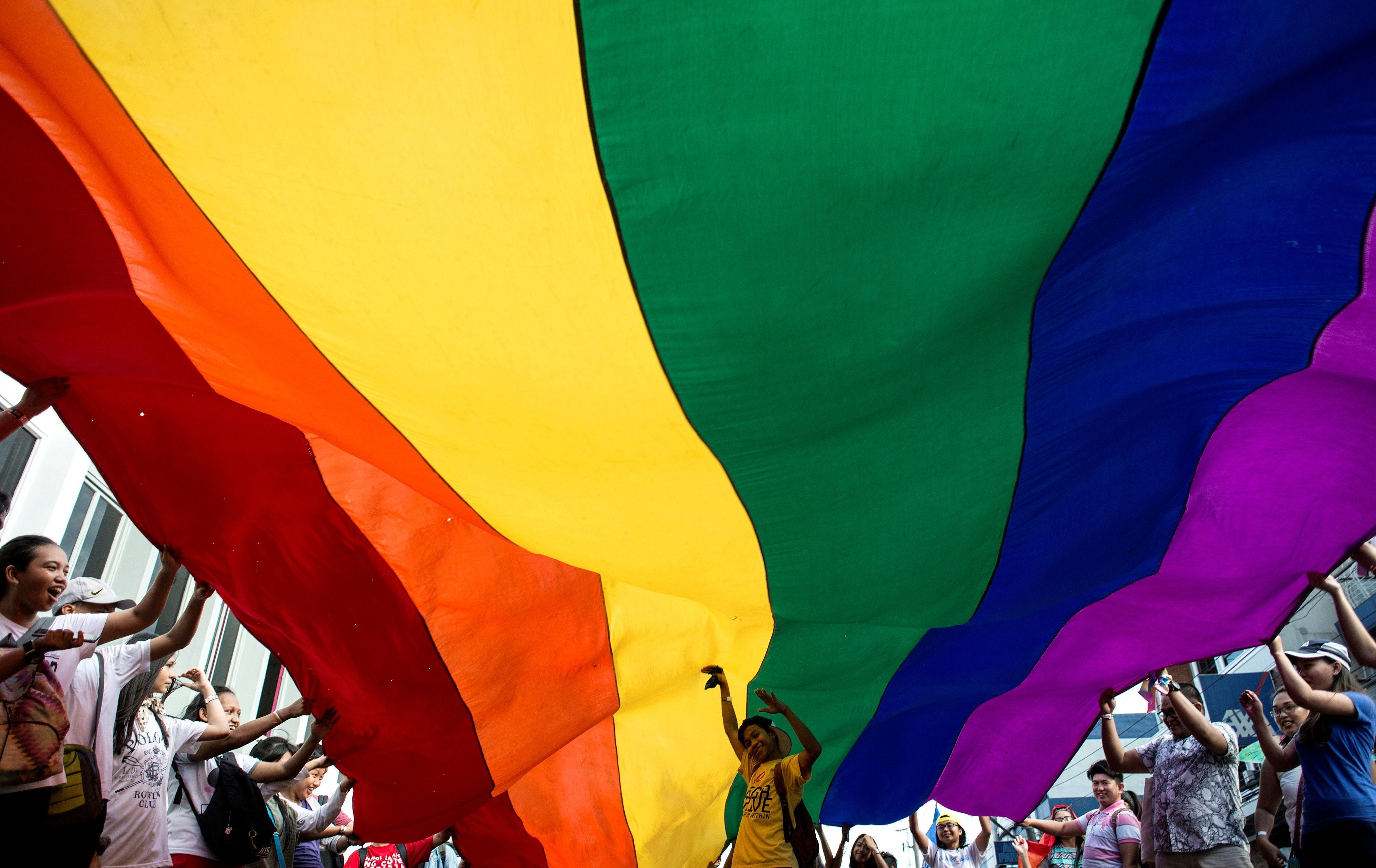 필리핀 대법원이 동성결혼 법제화 구두변론을