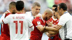 La FIFA interpelle la FRMF suite aux gifles administrées à Noureddine Amrabat