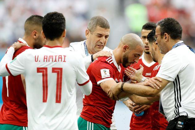 La FIFA interpelle la FRMF suite aux gifles administrées à Noureddine