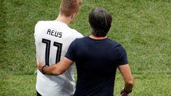 Nach Niederlage gegen Mexiko: Reus bringt mit Versprecher Trainer Löw in die Bredouille