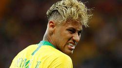Brésil-Suisse: ça n'a pas loupé, l'innovation capillaire de Neymar a été autant commentée que le