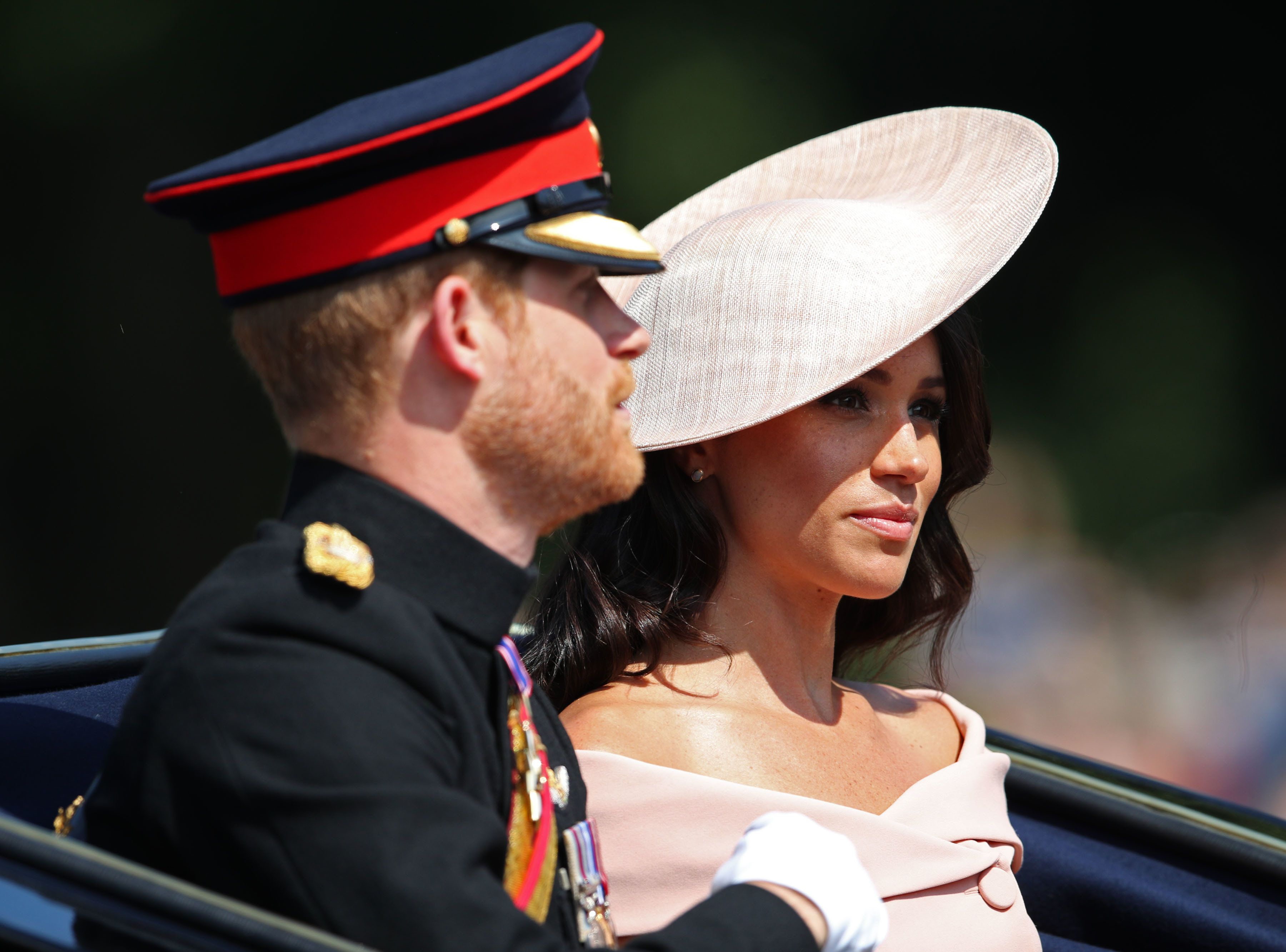 PA Wire  PA Images                                 Thomas confirmed Harry and Meghan had no idea he was giving the interview