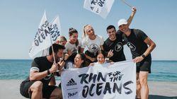 Η adidas ενεργοποιεί τη δύναμη των sports σε ένα κίνημα ενάντια της θαλάσσιας ρύπανσης από