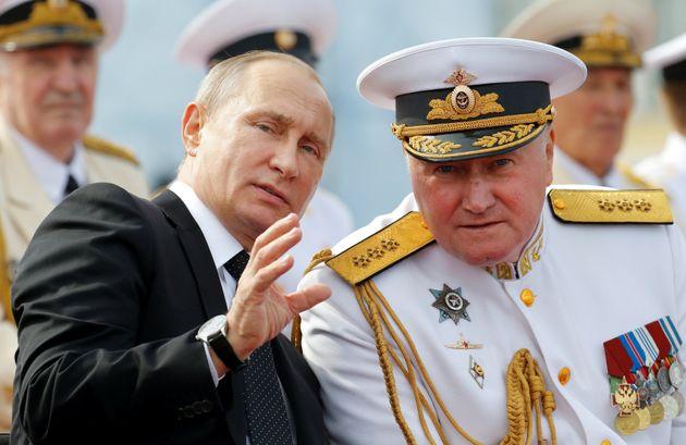 Η Ρωσία αναβαθμίζει καταφύγιο αποθήκευσης πυρηνικών όπλων στο