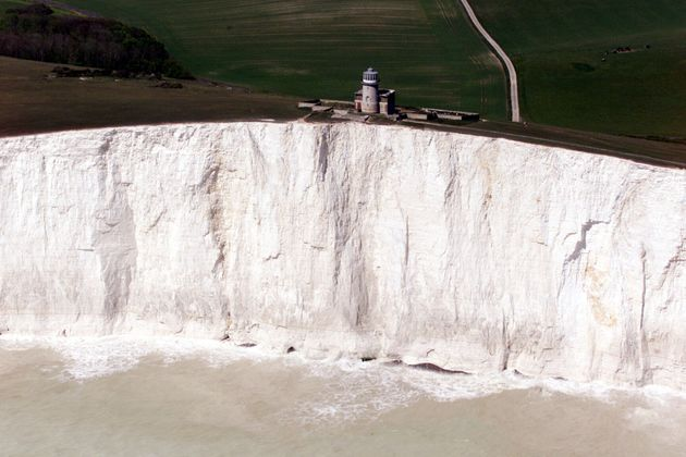 The bodies of a mother and her five-year-old son have been found at the cliffs of Beachy Head (file picture)