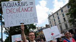 Une majorité de Français contre l'accueil de l'Aquarius dans un port