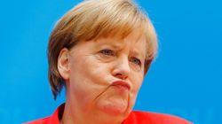 Unionsstreit am Montag zeigt: Merkel ist keine Anführerin mehr