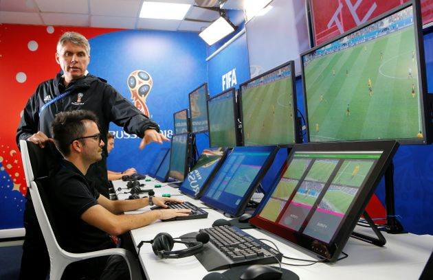 What Is The World Cup's VAR Technology And How Does It