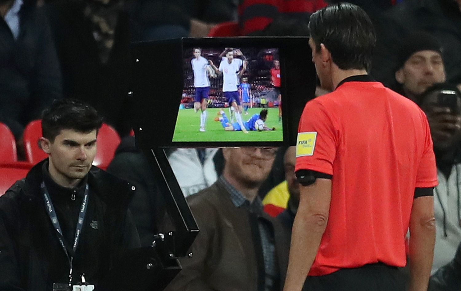 This Is How The World Cup's Controversial New Video Referee (VAR) Technology Works
