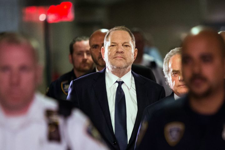 Harvey Weinstein pleaded not guilty to rape charges in New York in June, eight months after his career imploded inamid