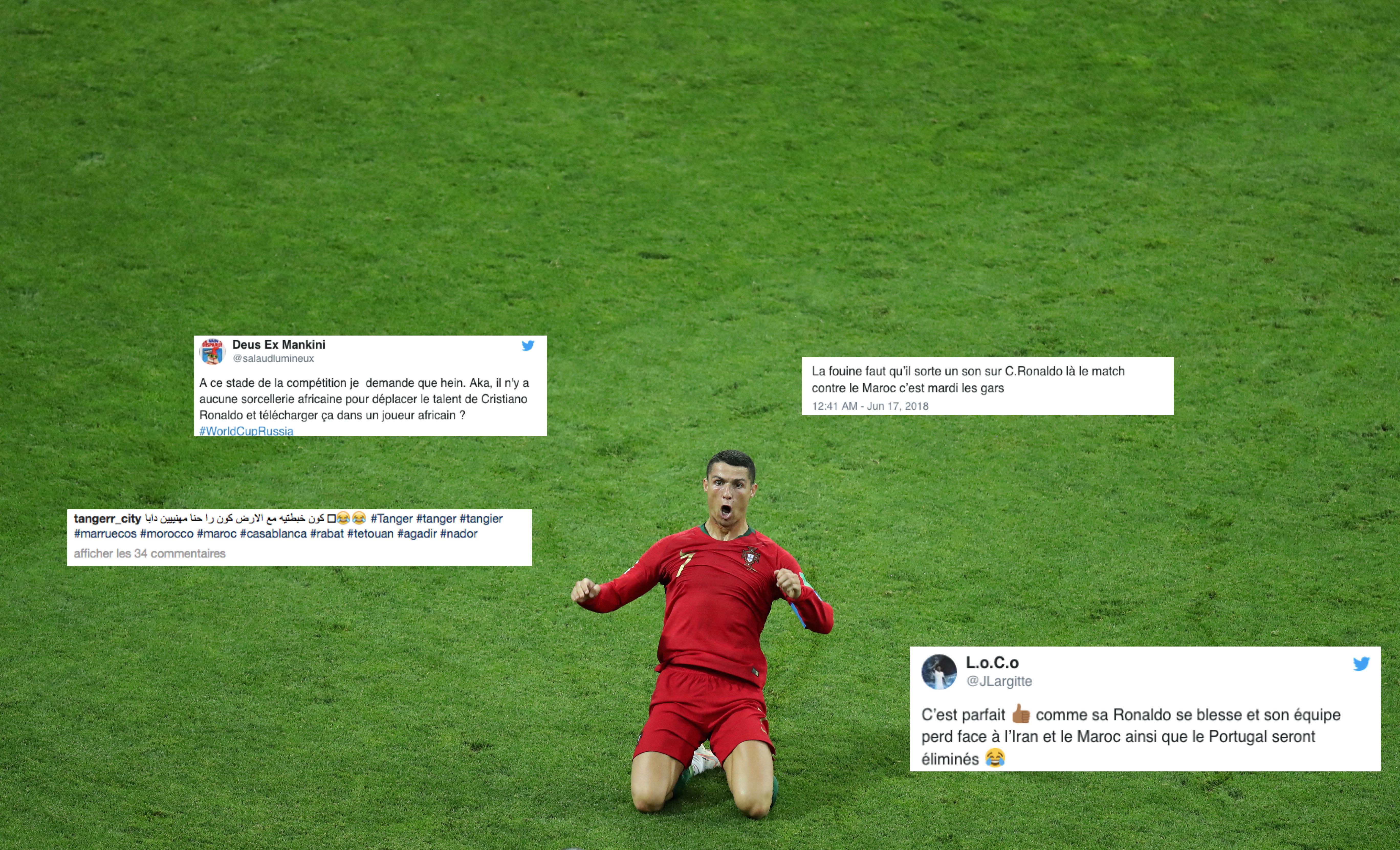 Maroc: Gonçalo Guedes aux côtés de Cristiano Ronaldo pour Portugal