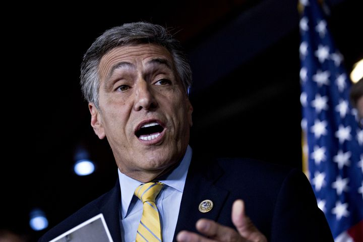 In an interview with Pittsburgh's KDKA-TV on Friday, Rep. Lou Barletta (R-Pa.) argued that the separation of