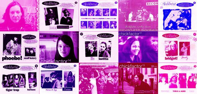 Chickfactor: The Little Zine That Shaped Indie Music
