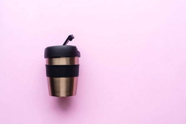 Have We Taken To Carrying Reusable Coffee Cups?