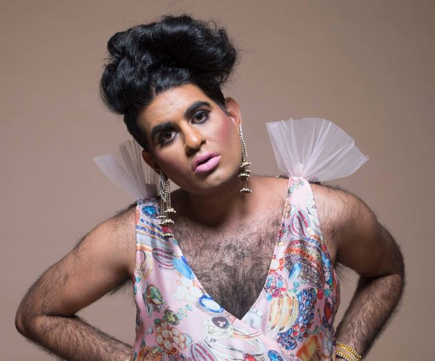 Alok Vaid-Menon is an unapologetic voice in the landscape of queer and trans