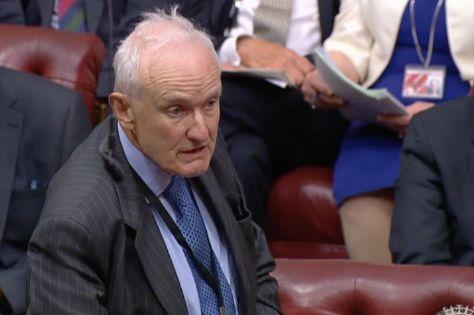 Tory peer Viscount