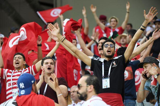 Les premières images de l'ambiance au stade