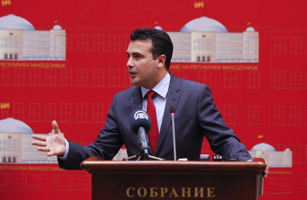ΠΓΔΜ: Αρχίζει την Τρίτη η συζήτηση στη Βουλή για την επικύρωση της συμφωνίας με την