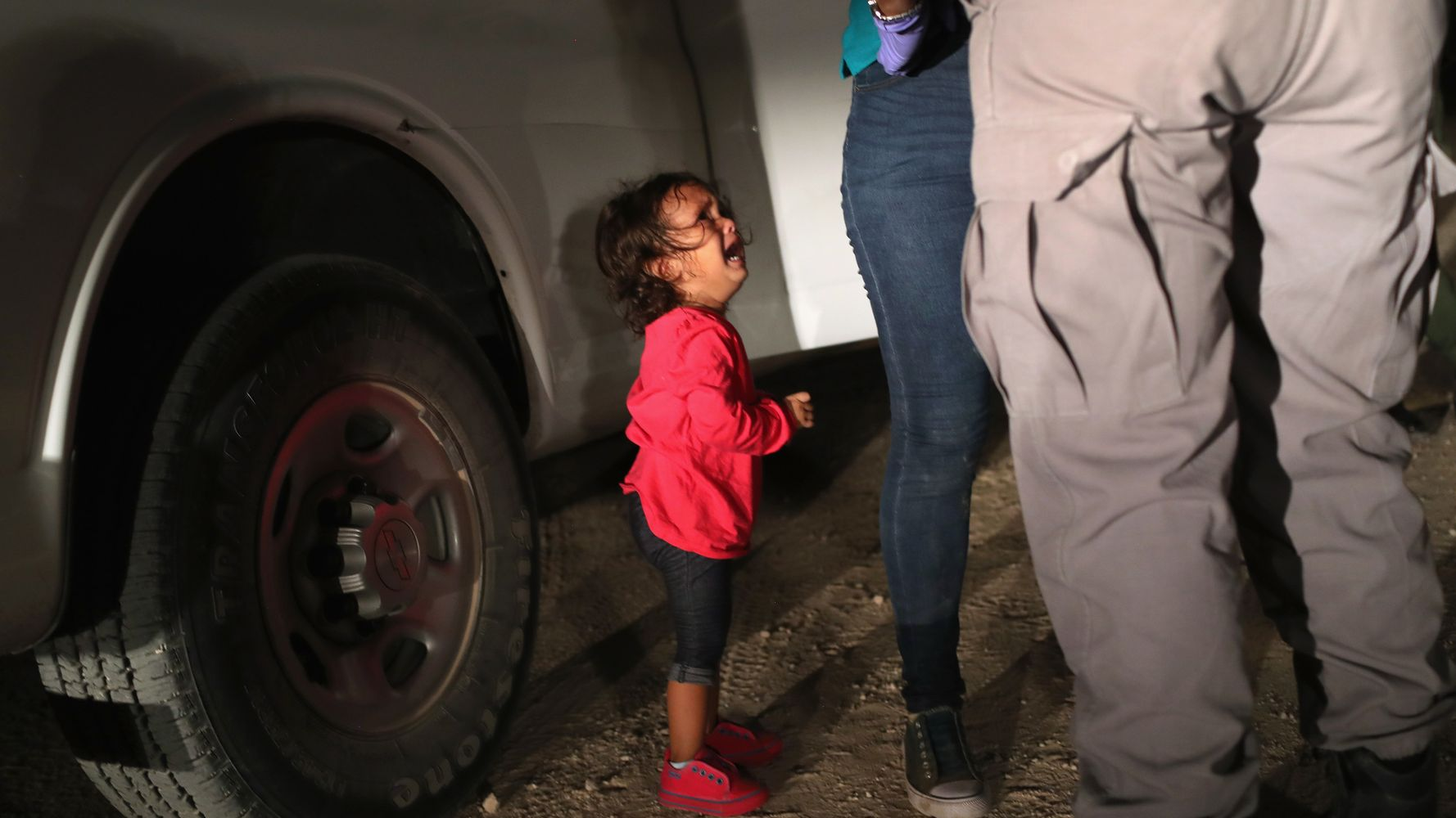 Children Separated From Parents At The Border Heard In