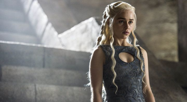 Emilia Clarke Says Goodbye To 'Game Of Thrones' In A Heartfelt