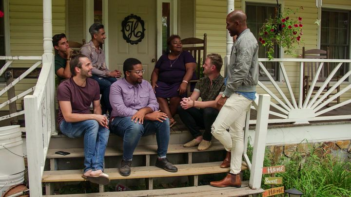 """The new Fab Five on a Season 2 episode of Netflix's """"Queer Eye"""" revival."""