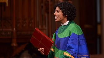 Rev Winnie Varghese