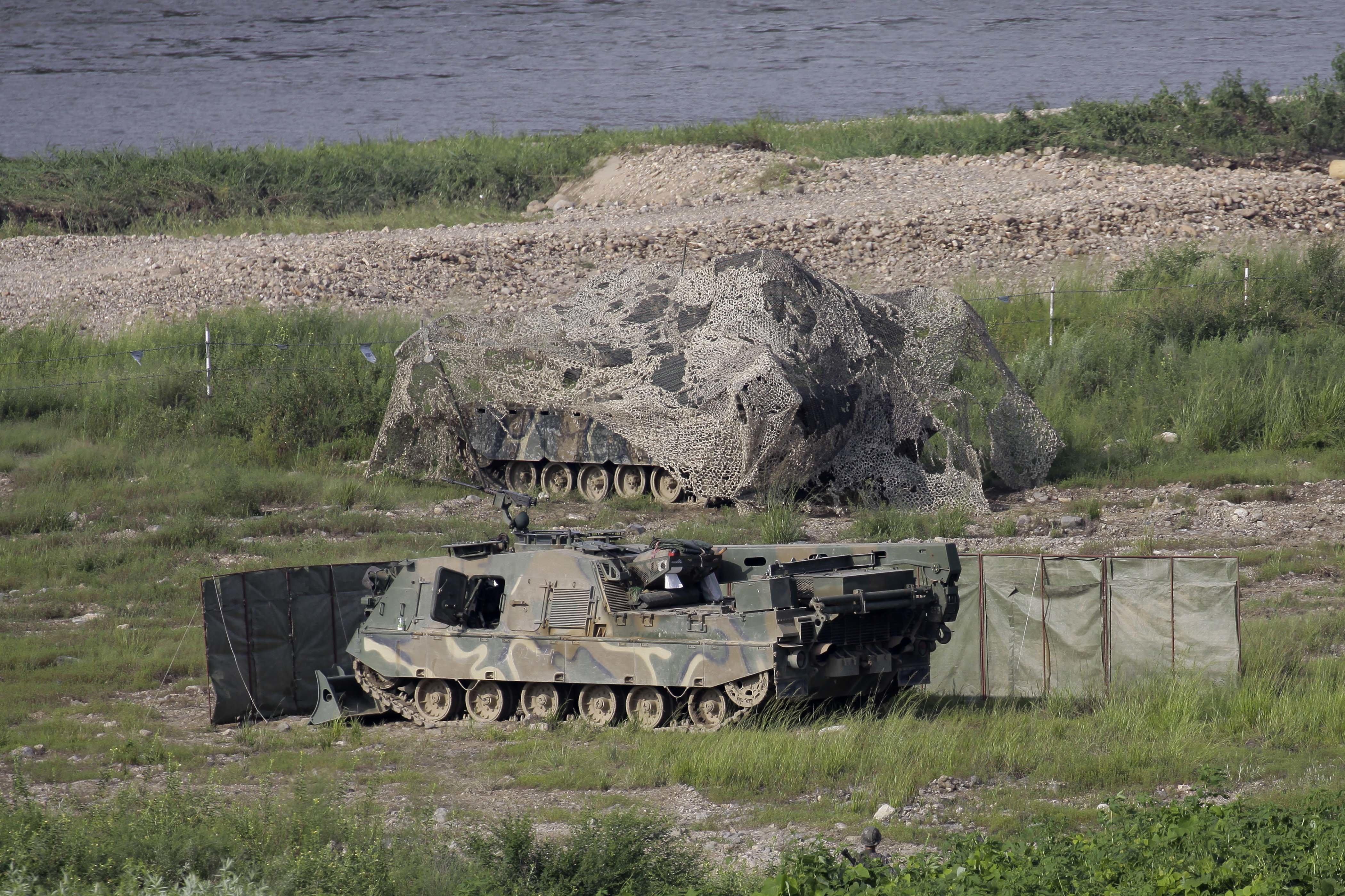 한국과 미국이 8월 연합군사훈련 UFG를