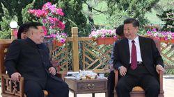김정은 위원장이 세번째 중국 방문에 나선