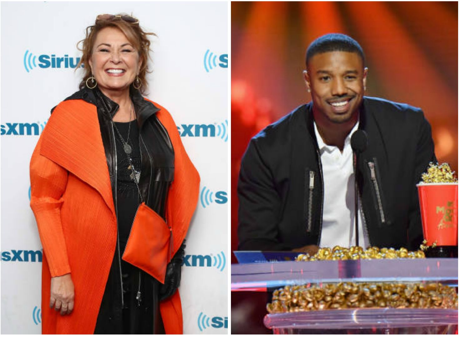 Michael B. Jordan 'Shocked' He Won MTV Movie Award's Best Villain Over Roseanne