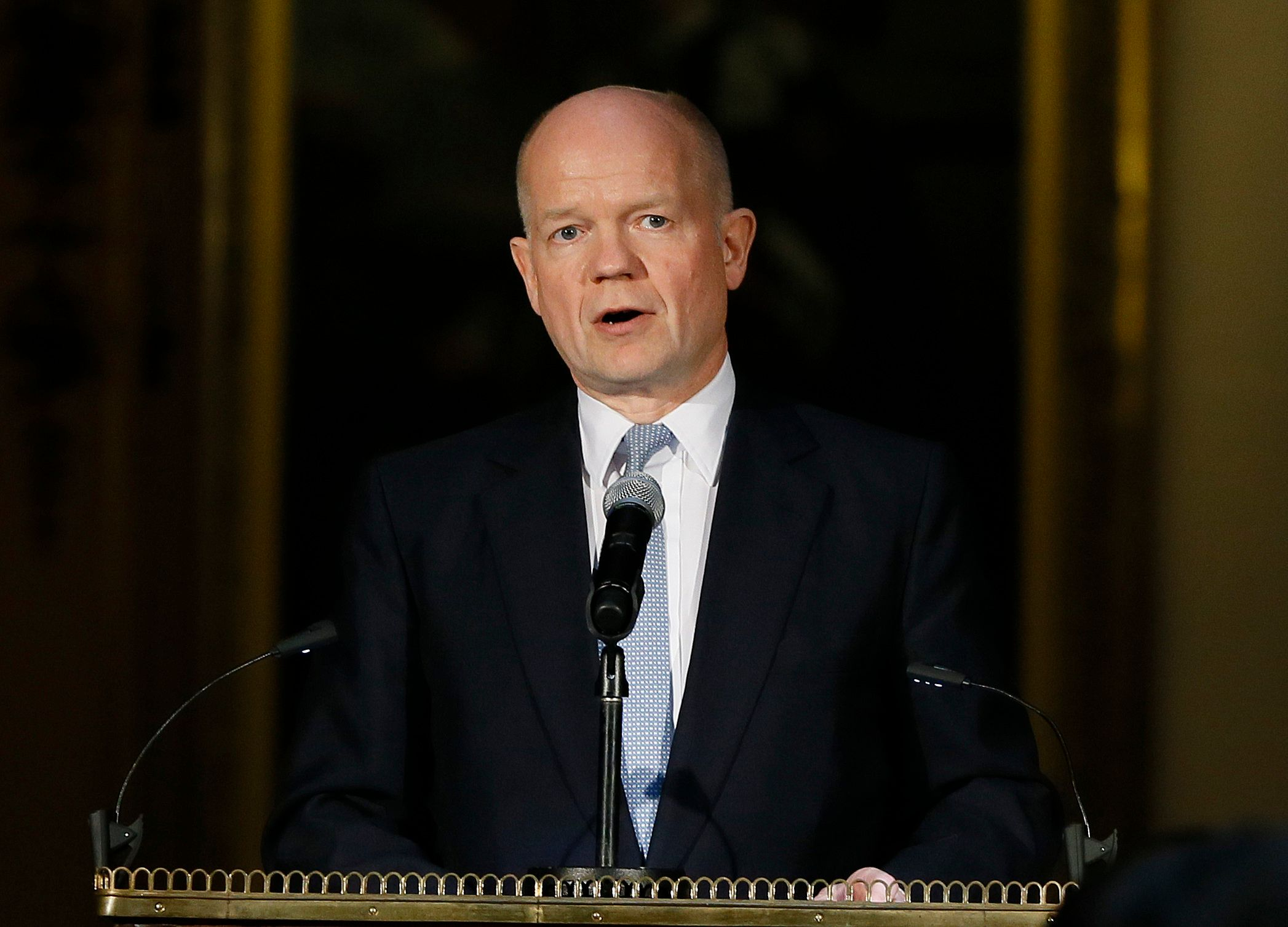 Lord Hague Calls For Cannabis To Be Legalised As War On Drugs Has Been 'Irreversibly