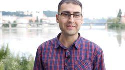 Alan Farid Kélo aus Syrien: