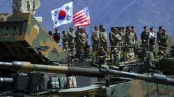 Washington et Séoul confirment la suspension d'exercices