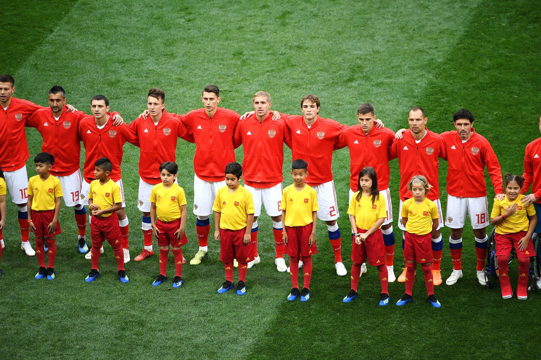 Russland – Ägypten im Live-Stream: WM in Russland online