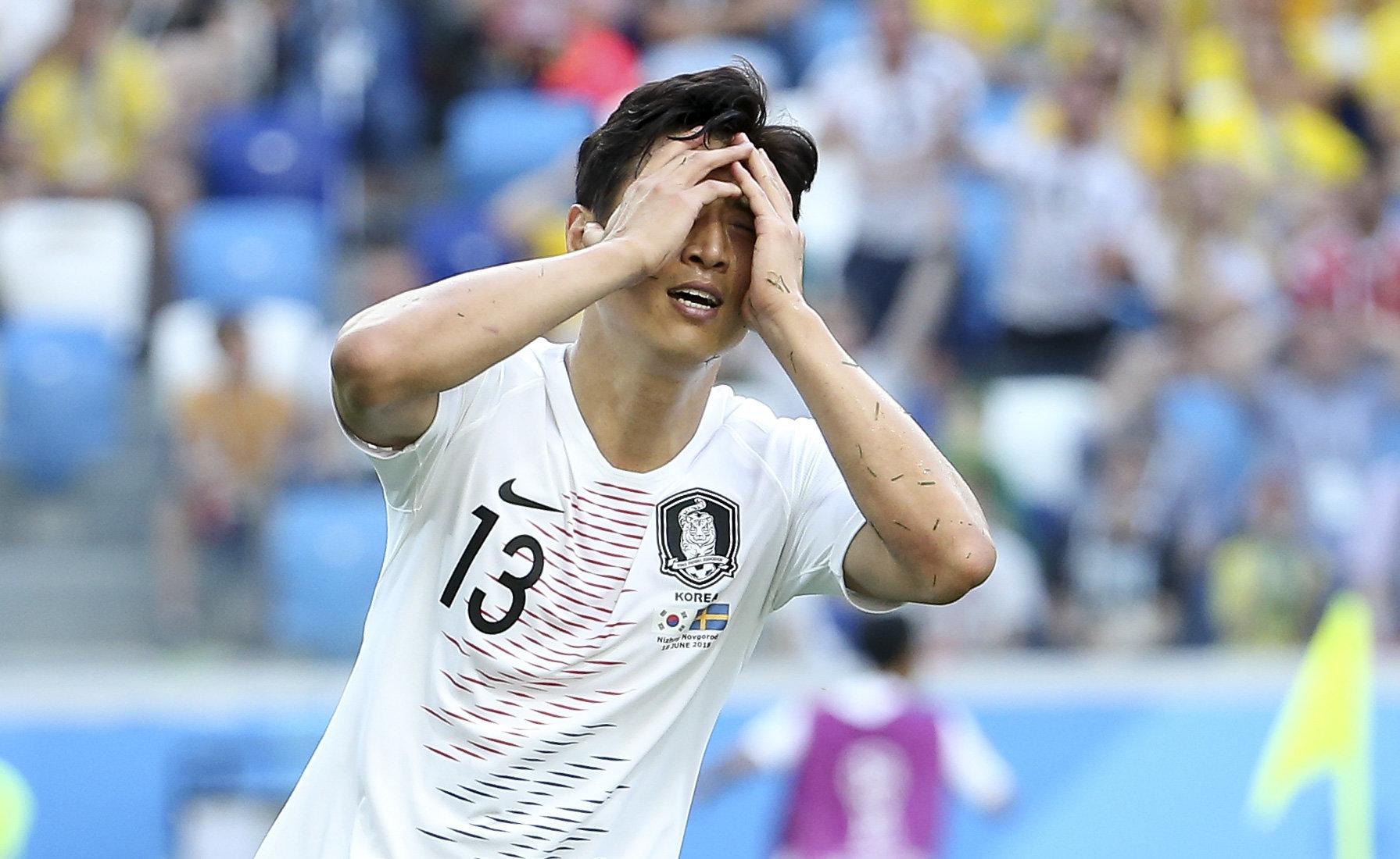 미국 '폭스스포츠'의 스웨덴전 한국팀 평가는 잔인하지만