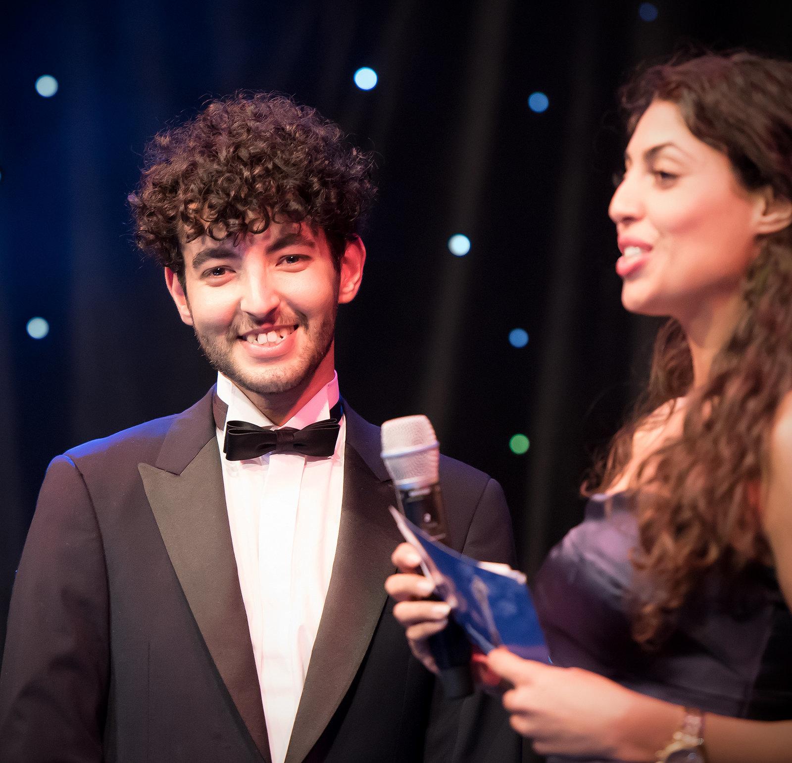 Le styliste marocain Karim Adduchi primé au Amsterdam Culture Business Award 2018