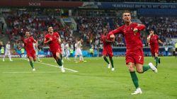Szene nach Ronaldo-Tor: Was die anderen Portugiesen tun, sorgt für Wirbel