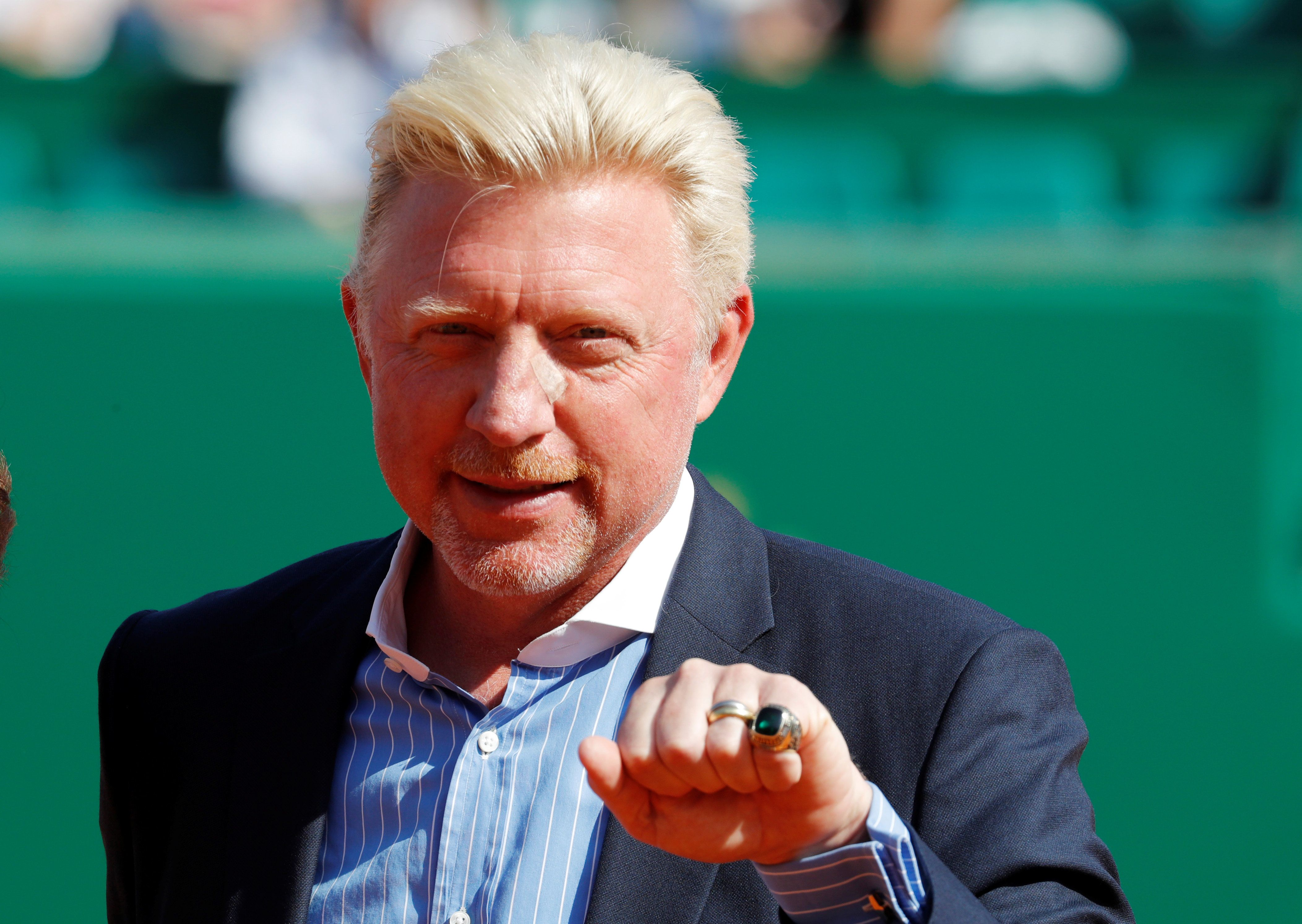 Boris Becker's Diplomatic 'Protection' Questioned By The Country Where's He's A