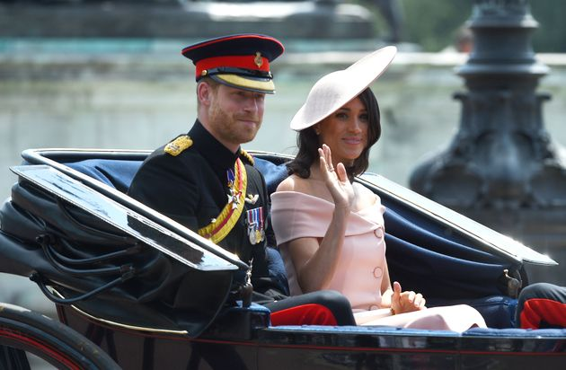 The Duke and Duchess of Sussexwill visit Dublin in