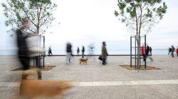 Γλυπτό του Βαρώτσου τοποθετείται σε υδάτινη δεξαμενή και κάνει τη Νέα Παραλία στη Θεσσαλονίκη πιο όμορφη αλλά κάποιοι άργησαν...