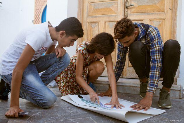 Le festival Sbagha Bagha rhabille les murs de Casablanca pour une cinquième