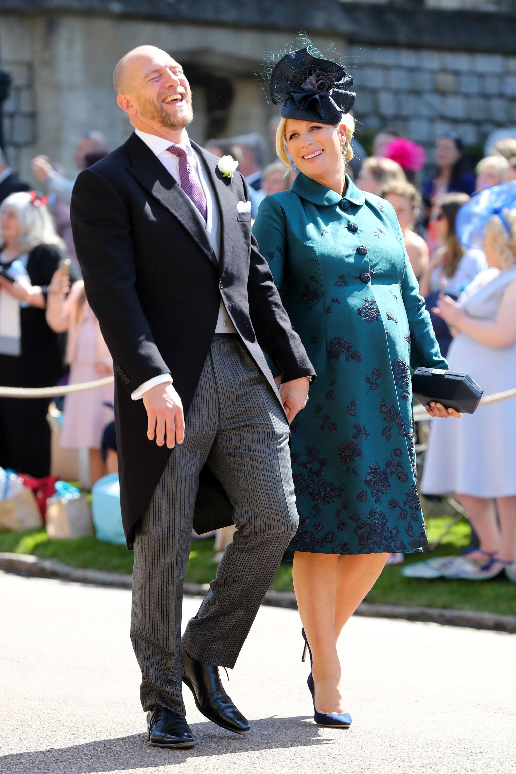 The Queen's Granddaughter Zara Tindall Has Given Birth To Her Second