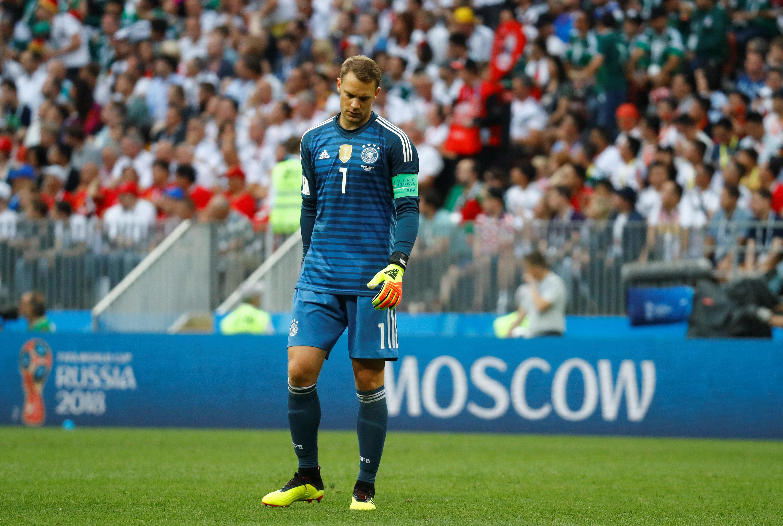 Warum es scheinheilig ist, die Mexikaner für die Beleidigungen gegen Manuel Neuer zu