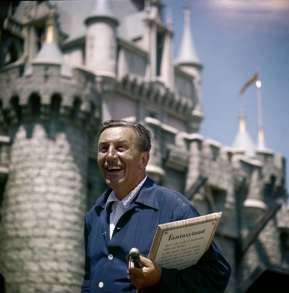 25 Old School Photos Of Disney Parks Just Because Huffpost Life