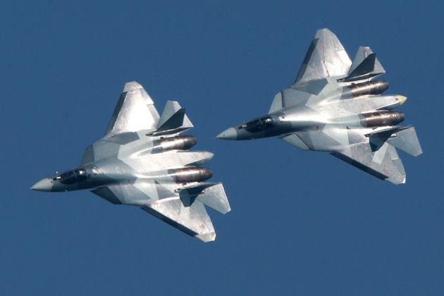 «Πρόωρα» τα περί πώλησης στην Τουρκία ρωσικών μαχητικών Su-57, λέει η