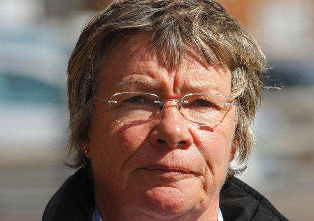 Dr Jane Barton at the inquest into the deaths of ten patients at Portsmouth Crown Court in