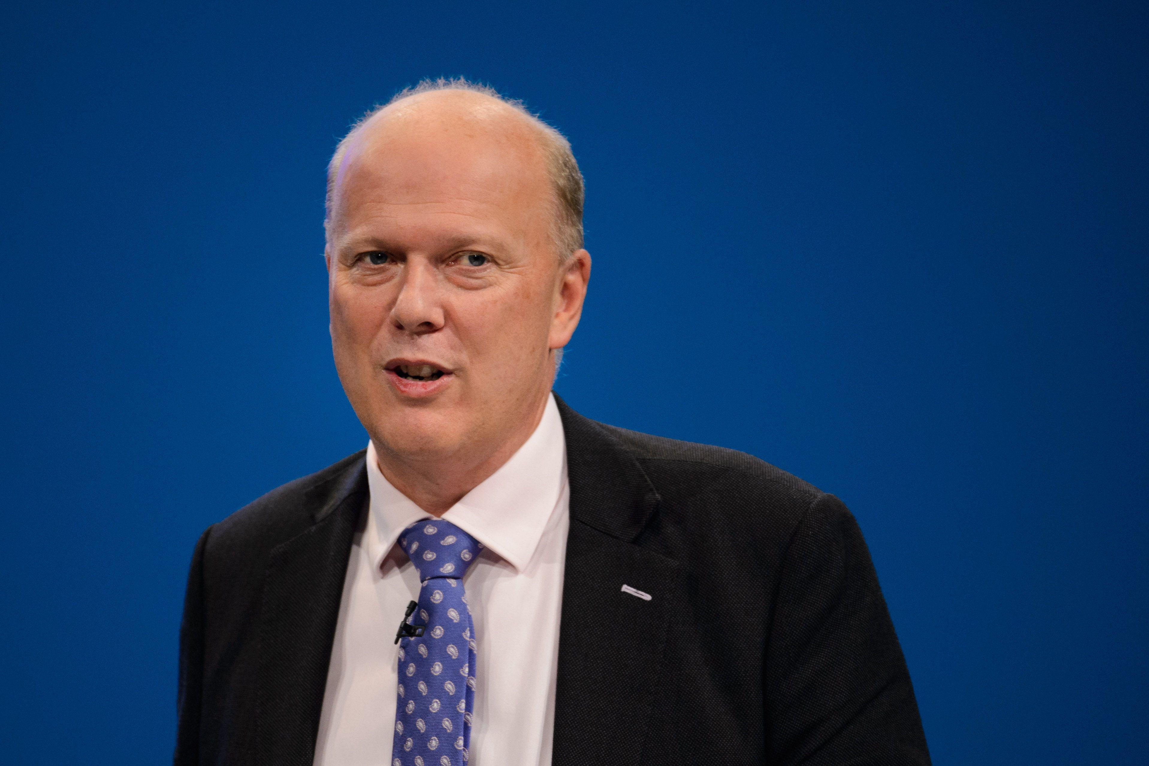 Five Of Chris Grayling's Greatest Hits In