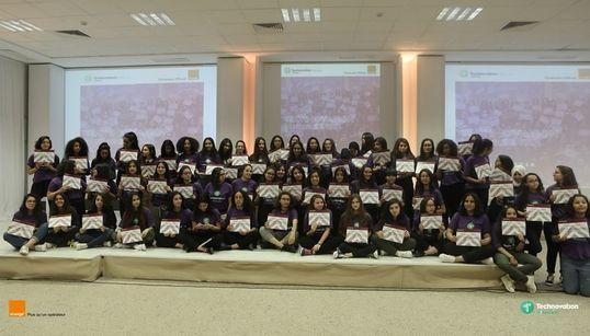 Technovation, ce programme qui inspire les jeunes filles tunisiennes à être le